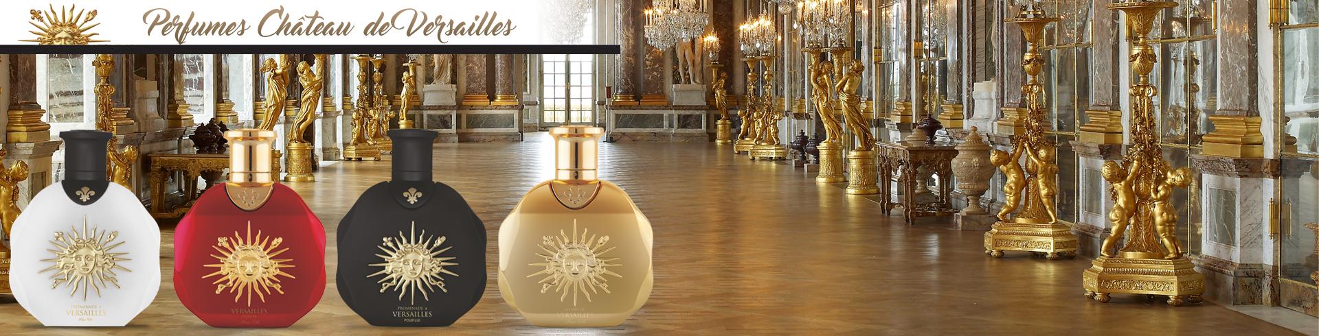 Perfumes du Château de Versailles