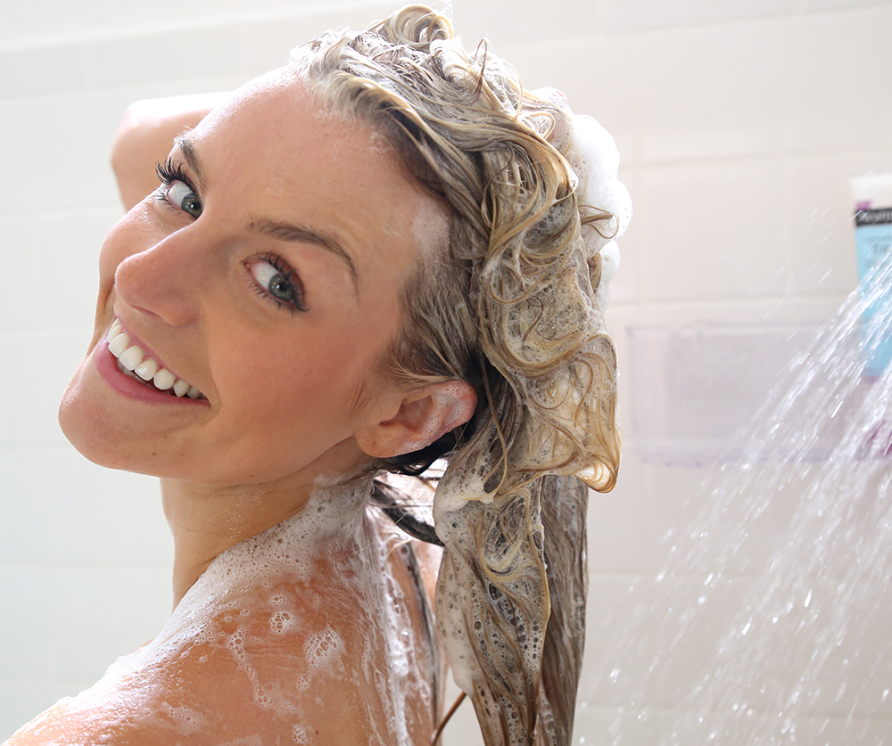 The Right Way To Wash Your Hair Pick N Dazzle