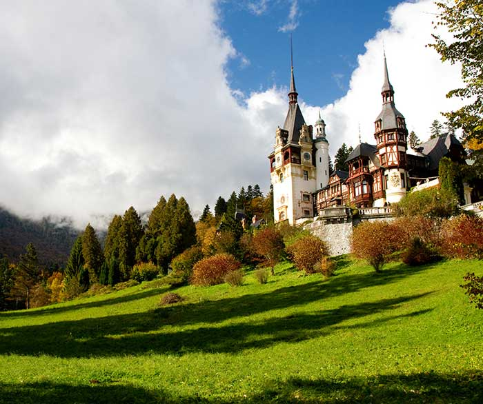 Pick n dazzle guided beauty - Most beautiful manors romania ...